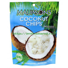Кокосовые чипсы из Таиланда