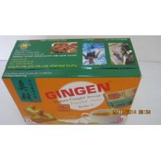 Имбирный чай с тростниковым сахаром 10 пакетиков