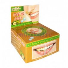 Отбеливающая зубная паста с экстрактом Нони 25 гр