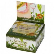 Антибактериальная зубная паста «Зеленый чай» 30 гр
