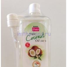 Кокосовое нерафинированное масло Banna 1 литр