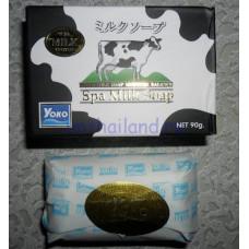 Молочное тайское мыло Yoko с витамином Е 90 гр