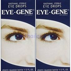 Капли для глаз Eye Gene Drops, снимающие усталость 15 мл