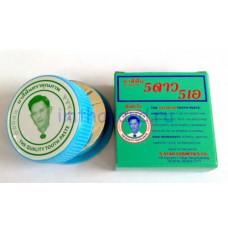 """Круглая тайская зубная паста """"5STAR 5A"""" 25 гр"""
