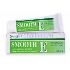 Крем для ухода за кожей лица и тела Smooth-E