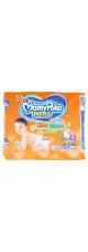 Детские подгузники-трусики для малышей весом 7-12 кг MamyPoko Pants 17 шт