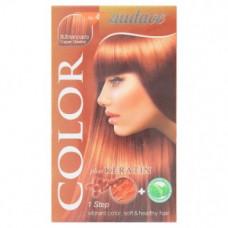 Стойкая краска для волос с кератином тон Медь Audace Color 1 уп