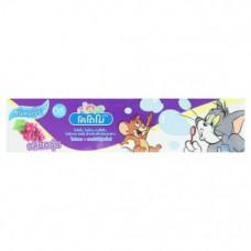 Тайская зубная паста для детей Виноград Kodomo 80 гр