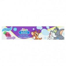 Тайская детская зубная паста Виноград Kodomo 40 гр