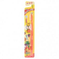 Детская зубная щетка с тонкой щетиной Kodomo 1 шт