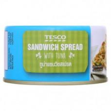 Сэндвич с тунцом консервы Tesco 185 гр