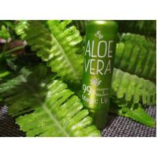 Проявляющаяся помада с Алое Вера Aloe vera 99% Magic Lip 3,5 гр