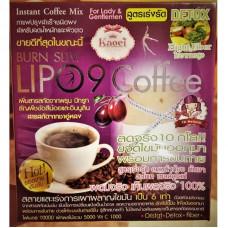Кофе Lipo 9 Сжигатель Жира для снижения веса