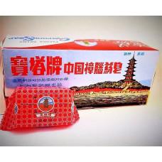 Тайское мыло от псориаза камфорное Pagoda Brand Soap 50 гр