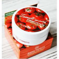Гидрогелевые патчи с томатом 60 шт