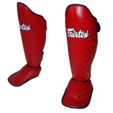 Защита голени и стопы Fairtex SP3 1 пара