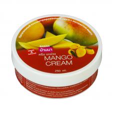 Питательный крем для лица и тела Манго Banna 250 мл