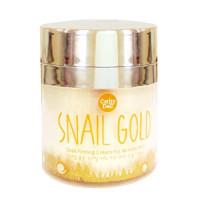 Антивозрастной омолаживающий крем для лица с улиткой и эффектом Snail Gold 50 гр