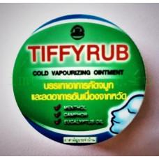 Мазь от простуды Tiffy rub 6 гр – Инструкция по применению