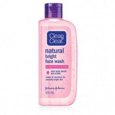 Средство для умывания лица с розовой водой Clean & Clear 100 мл