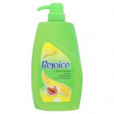 Мягкий шампунь для частого мытья волос с папайей Rejoice 900 мл