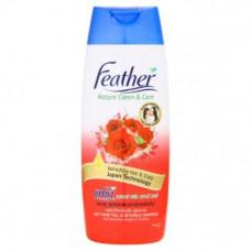 Тайский шампунь от выпадения волос Роза Feather 340 мл