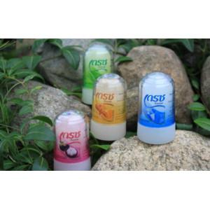 Тайский дезодорант Кристалл - как пользоваться тайским дезодорантом