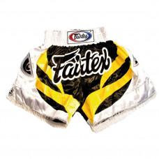 Шорты для тайского бокса с бахромой Fairtex BS0615