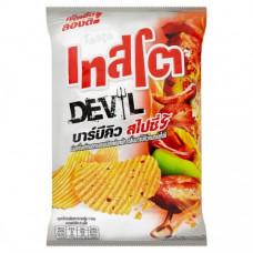 Тайские чипсы Барбекю Tasto 75 гр