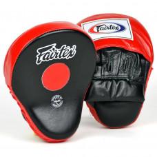 Лапы для тайского бокса Fairtex FMV9 1 пара