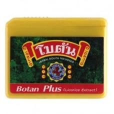 Тайские пастилки Botan освежающие 1 упаковка