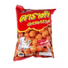 Тайские шарики рисовые со вкусом каракатицы Carada 38 гр