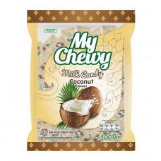 Тайские конфеты жевательные с кокосом My Chewy 360 гр
