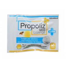 Тайские пастилки от боли в горле с прополисом Propoliz 15 шт