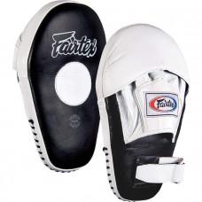 Лапы для тайского бокса Fairtex FMV8 1 пара