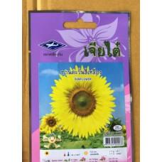 Тайские семена декоративного подсолнуха 10 гр