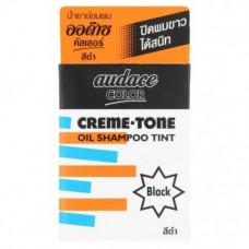 Тинт для волос тон Натуральный черный Audace 1 уп