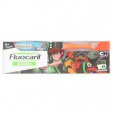 Детская зубная паста Кока-Кола для детей старше 6 лет Fluocaril 65 гр