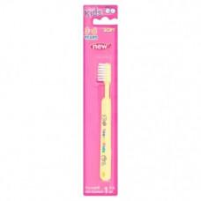Детская зубная щетка мягкая щетина Tesco Kids 1 шт