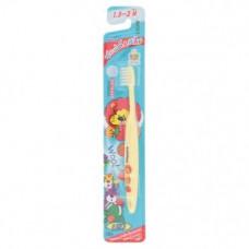 Детская зубная щетка для малышей Kodomo 1 шт