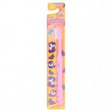 Детская зубная щетка для возраста 9-12 лет Kodomo 1 шт