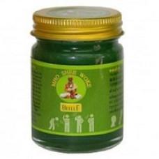 Тигровый бальзам из Тайланда зеленый (Green Balm) 100 гр