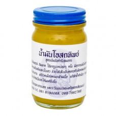 Нам-ман-о-содт-тип (Осотип) тайский бальзам желтый Thai Herbal Balm 60 гр