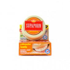 Тайская отбеливающая паста для зубов с гуавой Supaporn 25 гр