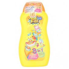 Детский шампунь 3-в-1 Тропик Mild Kids 200 мл
