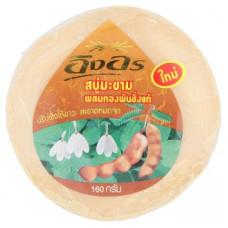 Натуральное тайское мыло с тамариндом Ing-Orn 160 гр
