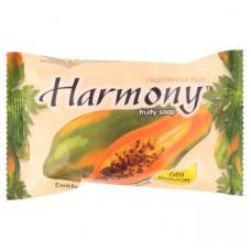 Натуральное мыло Папайя Harmony 75 гр