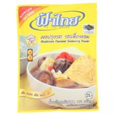 Грибная приправа для бульона Fa Thai Mushroom Flavored Seasoning Powder 170 гр