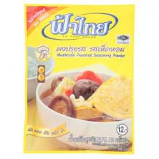 Грибная приправа для бульона Fa Thai Mushroom Flavored Seasoning Powder 80 гр