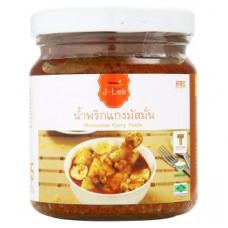 Массаман Карри тайская паста J Lek 195 гр